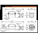 CB, CL| 1500-5000W Grzałka silnikowa
