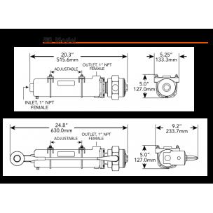 EE | 1500-5000W three phase engine heater