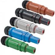 Zestaw wtyków kablowych PowerSyntax SPX LD 400 A (5szt)