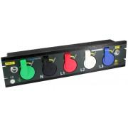 Panel Powersafe Box 800A do sekwencyjnego podłączanie linii zasilających