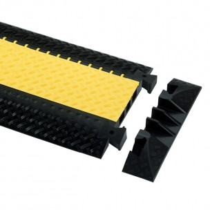 Defender III - End Ramp for Cable Protector 3-channels